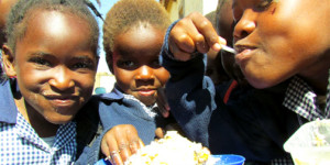 Zambia Update: Feeding Thousands