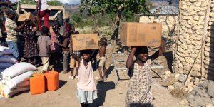 Haiti Update: Relief After Hurricane Matthew