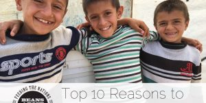 Top 10 Reasons to Take the Challenge