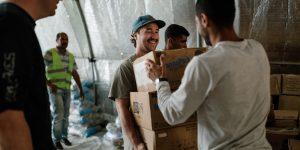 Iraq: Food Distribution & Relationship Building